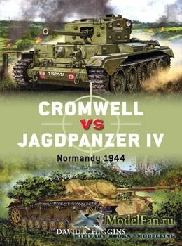 Osprey - Duel 86 - Cromwell vs Jagdpanzer IV: Normandy 1944
