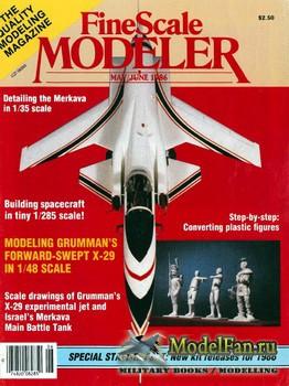 FineScale Modeler Vol.4 №3 (May/June) 1986