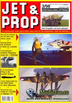 Jet & Prop 3/1998 (July/August 1998)