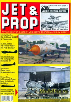 Jet & Prop 2/1998 (May/June 1998)