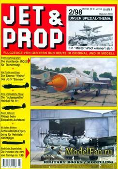 Jet & Prop 2/1998 (May/June 1998)