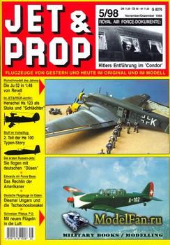 Jet & Prop 5/1998 (November/December 1998)