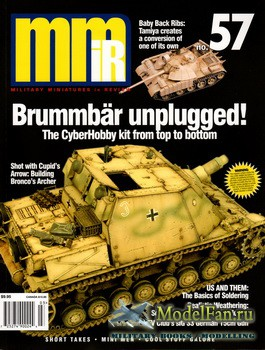 Military Miniatures in Review №57 (2012)