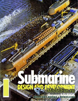 Submarine Design and Development (Norman Friedman)