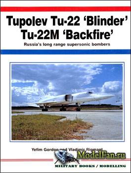 Aerofax - Tupolev Tu-22