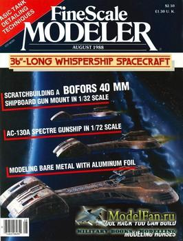 FineScale Modeler Vol.6 №4 (August) 1988
