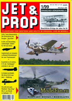 Jet & Prop 1/1999 (March/April 1999)
