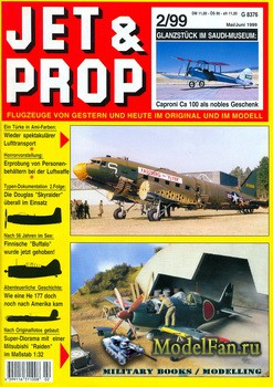 Jet & Prop 2/1999 (May/June 1999)