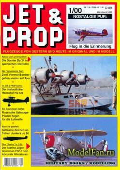 Jet & Prop 1/2000 (March/April 2000)