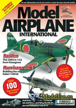 Model Airplane International №79 (February 2012)