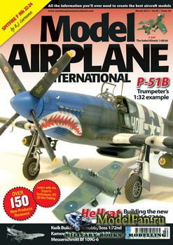 Model Airplane International №80 (March 2012)
