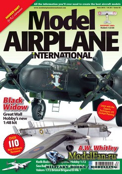 Model Airplane International №83 (June 2012)