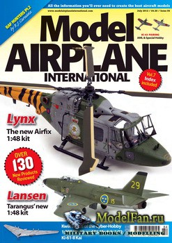 Model Airplane International №84 (July 2012)