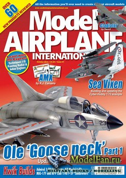 Model Airplane International №87 (October 2012)