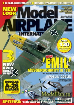 Model Airplane International №88 (November 2012)