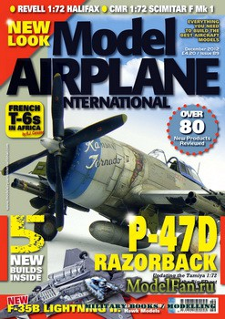 Model Airplane International №89 (December 2012)