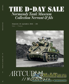 The D-Day Sale: Normandy Tank Museum Collection Nerrant & Fils