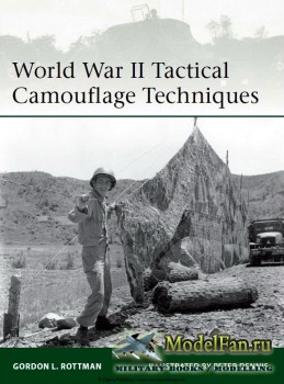 Osprey - Elite 192 - World War II Tactical Camouflage Techniques