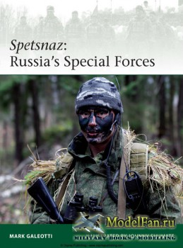 Osprey - Elite 206 - Spetsnaz: Russia's Special Forces
