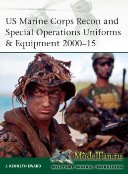 Osprey - Elite 208 - US Marine Corps Recon and Special Operations Uniforms & Equipment 2000-15