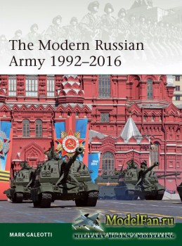 Osprey - Elite 217 - The Modern Russian Army 1992-2016