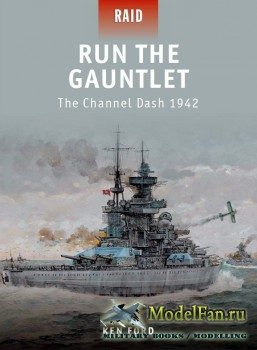 Osprey - Raid 28 - Run The Gauntlet: The Channel Dash 1942