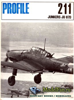 Profile Publications - Aircraft Profile №211 - Junkers Ju 87D