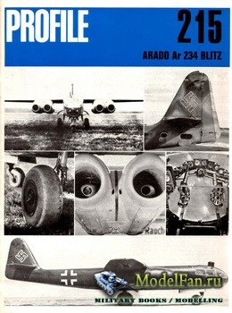 Profile Publications - Aircraft Profile №215 - Arado Ar 234 Blitz