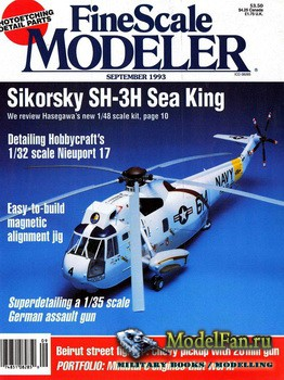 FineScale Modeler Vol.11 №6 (September) 1993