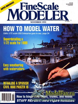 FineScale Modeler Vol.11 №7 (November) 1993
