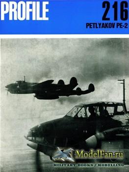 Profile Publications - Aircraft Profile №216 - Petlyakov Pe-2
