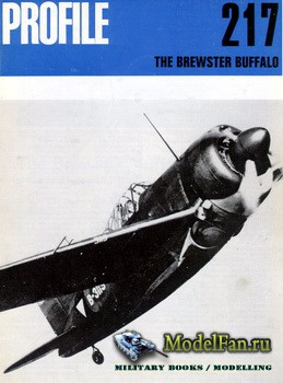 Profile Publications - Aircraft Profile №217 - The Brewster Buffalo