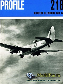 Profile Publications - Aircraft Profile №218 - Bristol Blenheim Mk.IV
