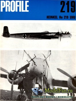 Profile Publications - Aircraft Profile №219 - Heinkel He 219 Uhu