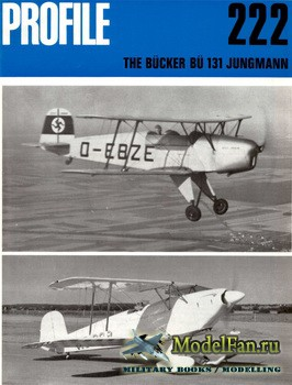 Profile Publications - Aircraft Profile №222 - The Buecker Bu 131 Jungmann