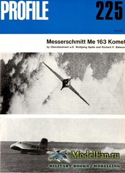 Profile Publications - Aircraft Profile №225 - Messerschmitt Me 163 Komet