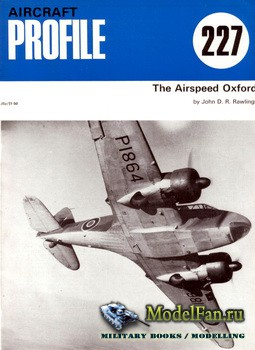 Profile Publications - Aircraft Profile №227 - The Airspeed Oxford