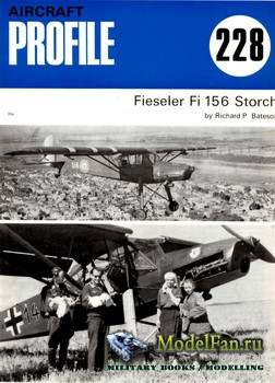 Profile Publications - Aircraft Profile №228 - Fieseler Fi-156 Storch