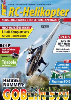 FMT 7/2014 - Extra RC-Helikopter