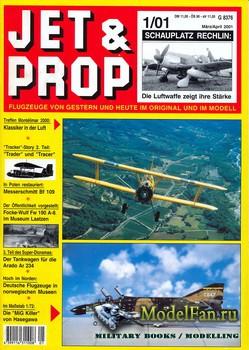 Jet & Prop 1/2001 (March/April 2001)