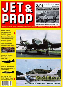 Jet & Prop 2/2001 (May/June 2001)