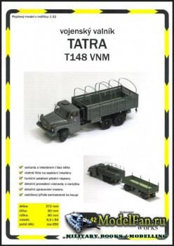 Ripper Works 42 - Tatra T148 VNM