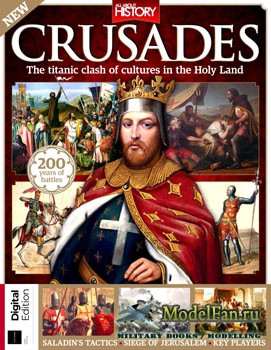 Book of the Crusades (James Harpur)