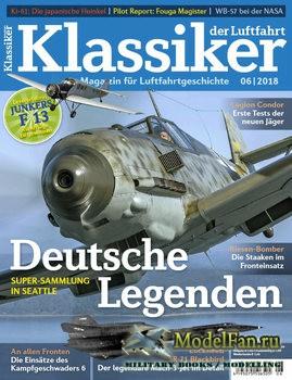 Klassiker der Luftfahrt №5 2018