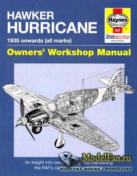 Hawker Hurricane 1935 onwards (all marks) (Paul Blackah, Malcolm V. Lowe)