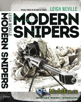 Osprey - General Military - Modern Snipers (Leigh Neville)