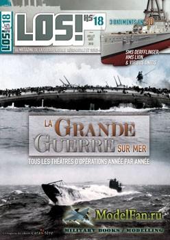 LOS! HS №18 - La Grande Guerre sur mer