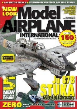 Model Airplane International №90 (January 2013)