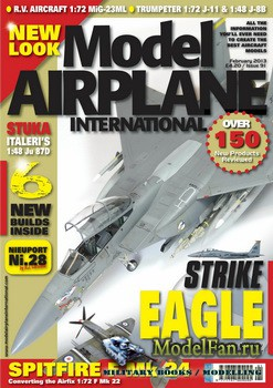 Model Airplane International №91 (February 2013)
