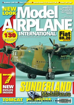 Model Airplane International №92 (March 2013)